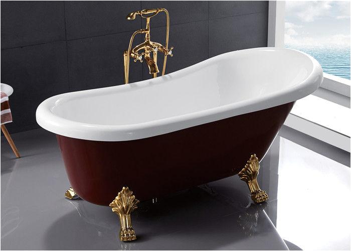 sale small acrylic clawfoot bathtubs antique freestanding slipper tub 1700 x 800 x 750