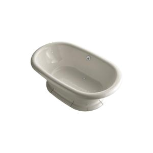 Porcelain Bathtubs Kohler Kohler Vintage 6 Ft Porcelain Enameled Flat Bottom Center