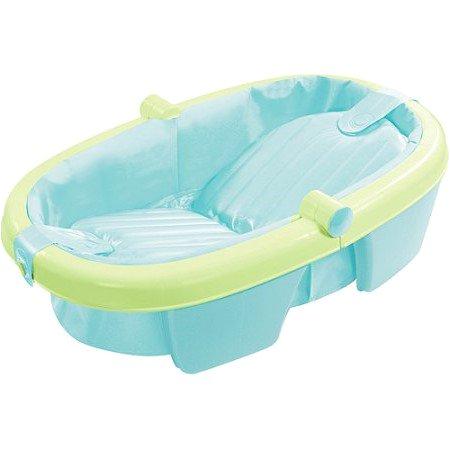 Portable Baby Bathtub Malaysia Summer Infant Newborn to toddler Portable Folding Bathtub