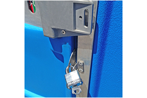 Portable Bathroom Lock Portable Restroom Locks event solutions