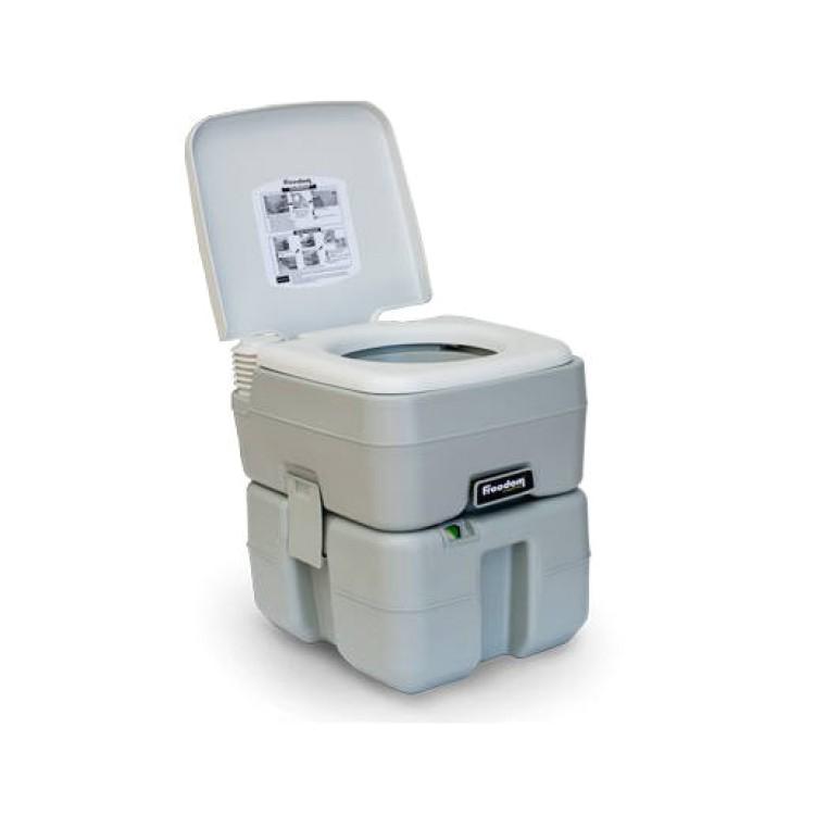 Portable Bathroom Nz Buy Zempire Freedom Portacamp 20l toilet Plete