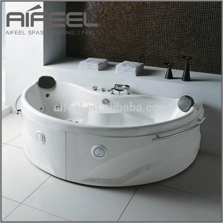 Portable Bathtub Acrylic Indoor Freestanding Acrylic Portable 2 Person Bathtub