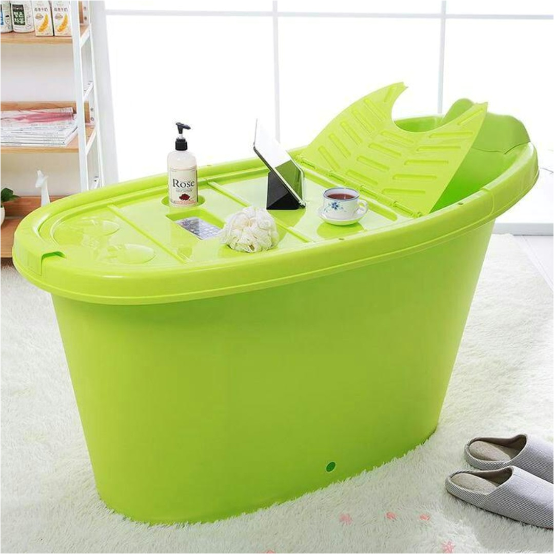 adult portable bathtub soaking tub hdb bathtub light tub plastic bathtub plastic portable bathtub