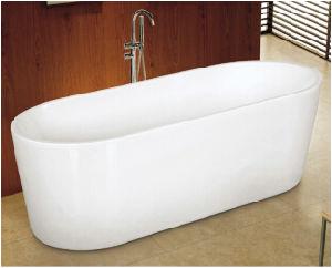 China Acrylic Plastic Bathtub for Adult Portable Bathtub