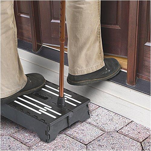 Portable Bathtub for Rv Folding Step Stool Low Rise 4 Inch Mobility Portable