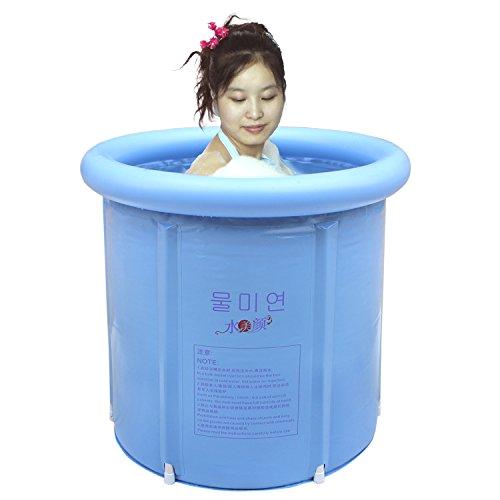 Portable Bathtub Options Happy Life Portable Plastic Bathtub Blue Buy Line In