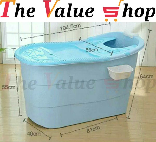 spa portable bathtub whole family tvssbt3 medium