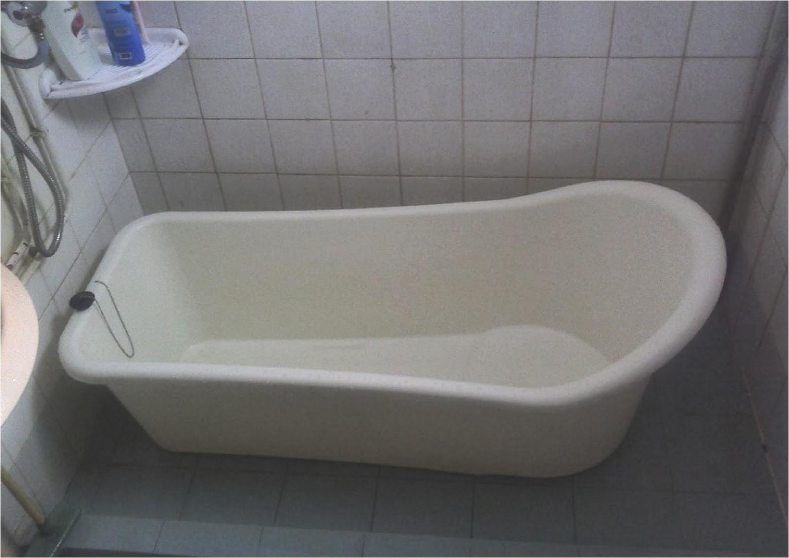 Portable Bathtub Sg Affordable Bathtub for Singapore Hdb Flat and Other Homes