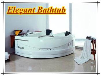 For two person spa bath portable