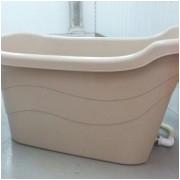 adult soaking portable bathtub 1017 for singapore hdb bathroom