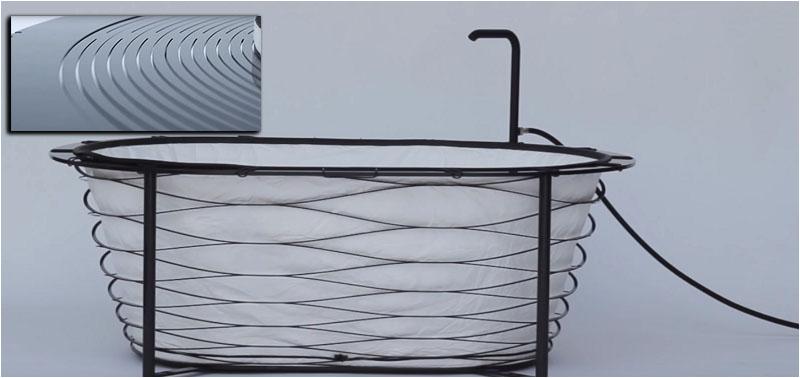 portable tub