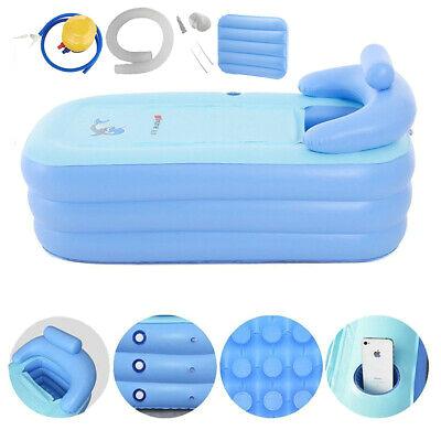 Portable Blow Up Bathtub Blow Up Adult Pvc Folding Portable Foldable Bathtub