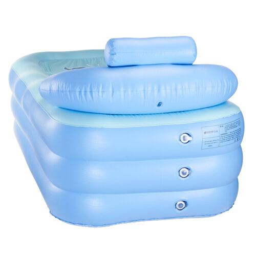 Portable Blow Up Bathtub Blow Up Adult Pvc Portable Spa Warm Bathtub Inflatable