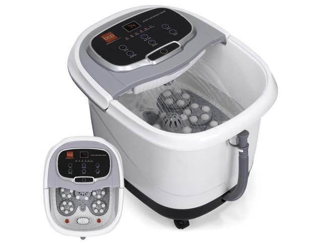 Portable Heated Bathtub Spa Best Choice Products Portable Relaxation Heated Foot Bath