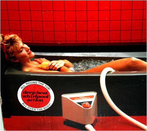 pollenex whirlpool deep heat portable bathtub spa