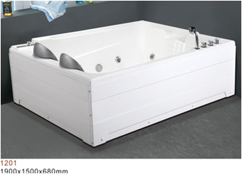 Unique Design Whirlpool Massage Plastic Portable