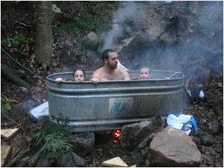 redneck hot tubs
