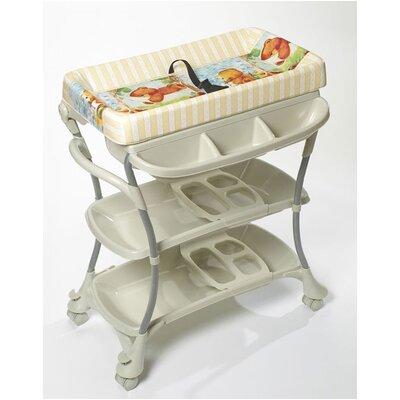 Primo Euro Spa Baby Bathtub and Changer bo PRI 351W PRB1030