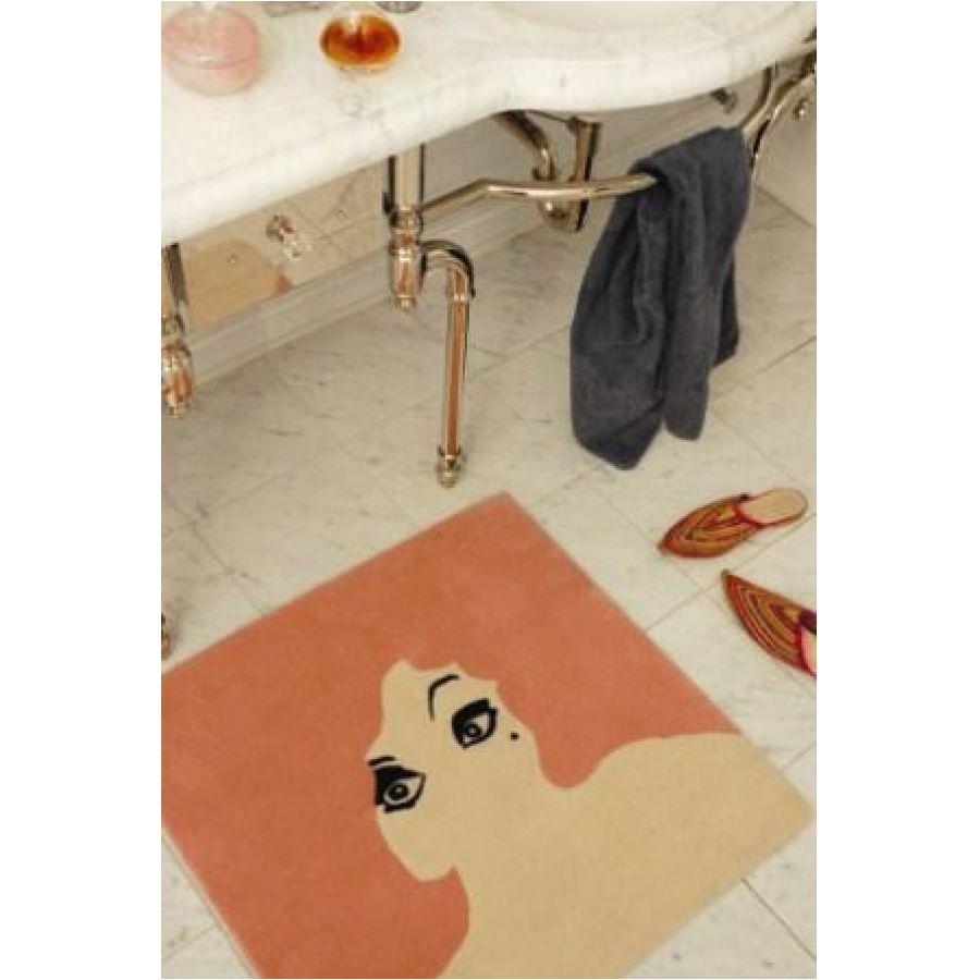 12 quirky bath mats n