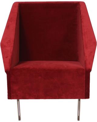 organic modernism liza velvet accent chair red velvet p f8e2bad1a8c30bb0e166b3d9dac