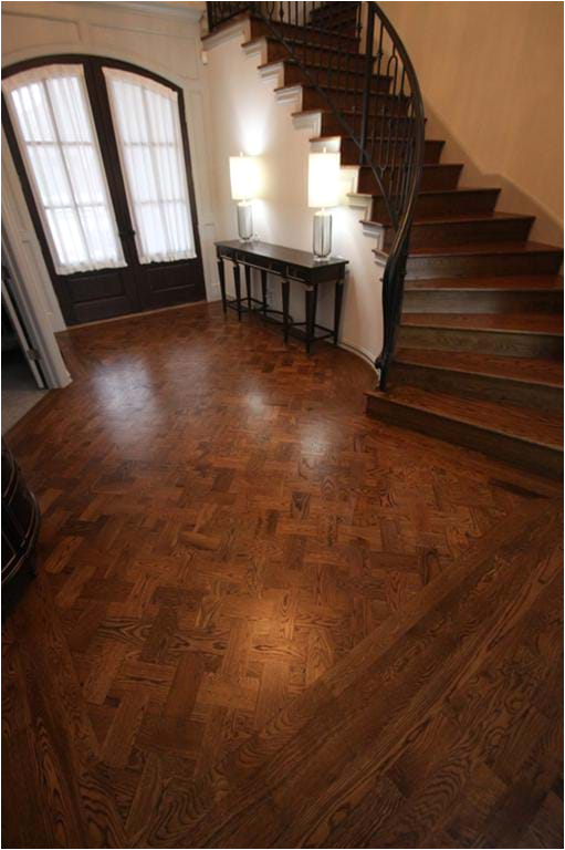 refinishing your wood floors in tulsa