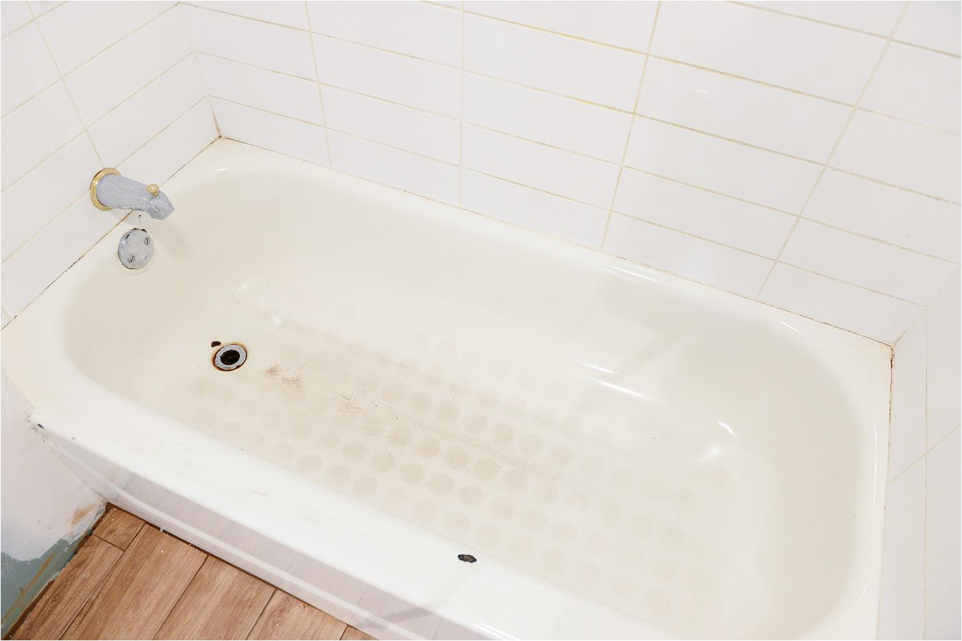 to replace or reglaze the story of the gardens bathtub