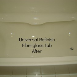 bathtub refinish