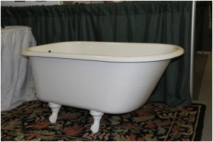 re glazing clawfoot tub vs replacement