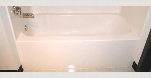bathtub and tile reglazing