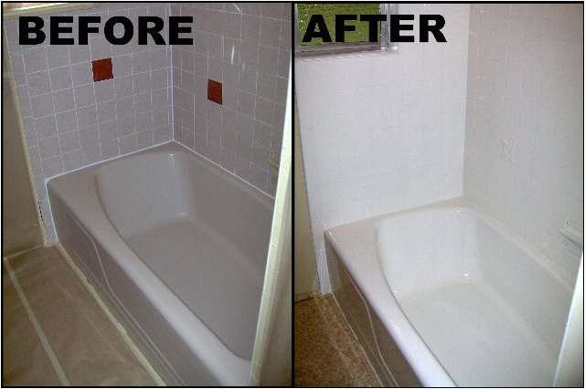 Reglaze Tub Diy Bathtub Refinishing