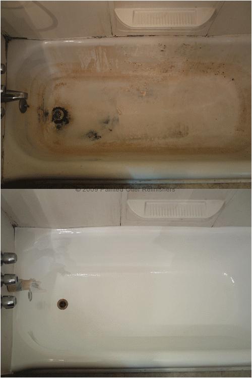 Reglaze Tub Nyc before & after Bathtub Refinishing – Tile Reglazing