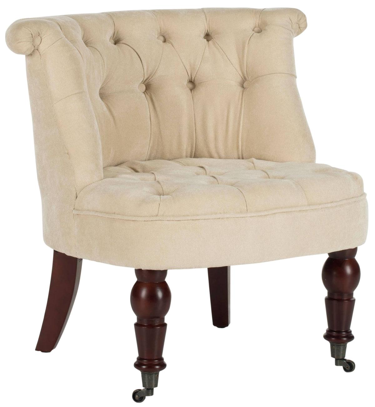 Safavieh Mercer Blue Accent Chair Mcr4711a Accent Chairs Furniture by Safavieh