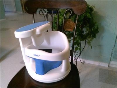 Safe Bathtubs for Babies Safety 1st Tubside Infant Baby Bath Tub Side Seat Ring