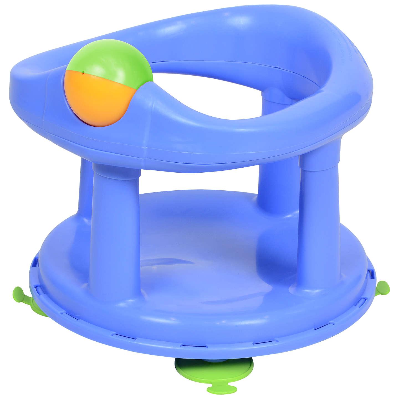 Safety 1st Swivel Baby Bathtub Seat Safety 1st Swivel Baby Bath Seat Pastel at John Lewis