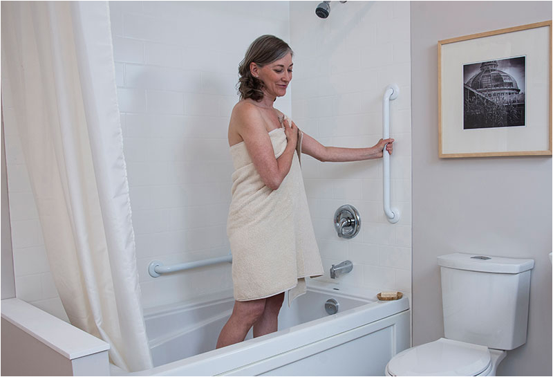 Safety Bars for Bathrooms Installation Bathroom Safety Bars Shower Grab Bar