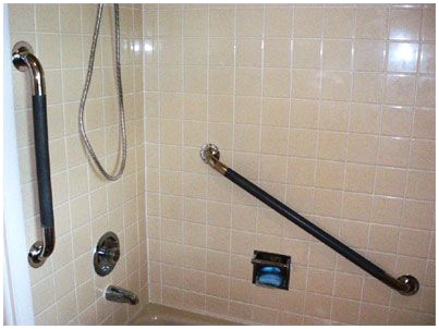 Safety Bars In Bathrooms Bathroom Grab Bars are Highly Beneficial to Elderly People