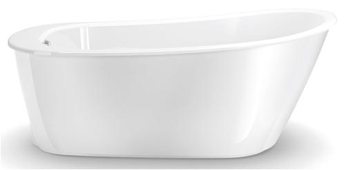 000 002 sax oval bathtub regular white