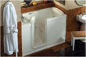 bathtub with doors nashville