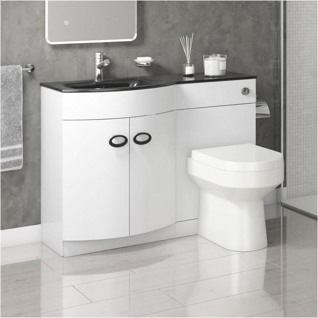 bination basin toilet units