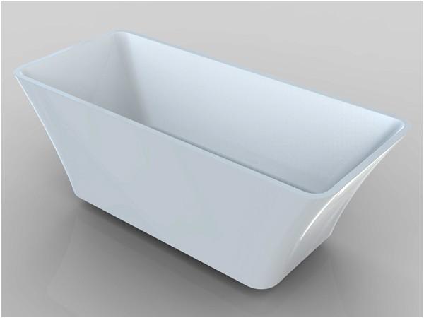 small freestanding bath 1400