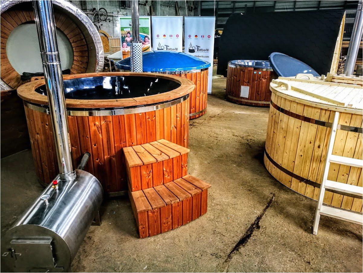 outdoor garden hot tubs swim spa for sale