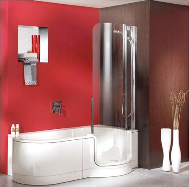 17 useful small bathroom design ideas
