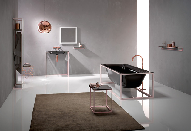 enamel steel bathtub bettelux by bette