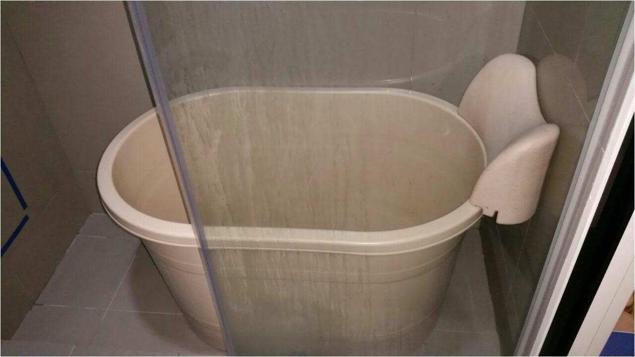 small adult spa portable bathtub 1013 condo hdb bathroom singapore