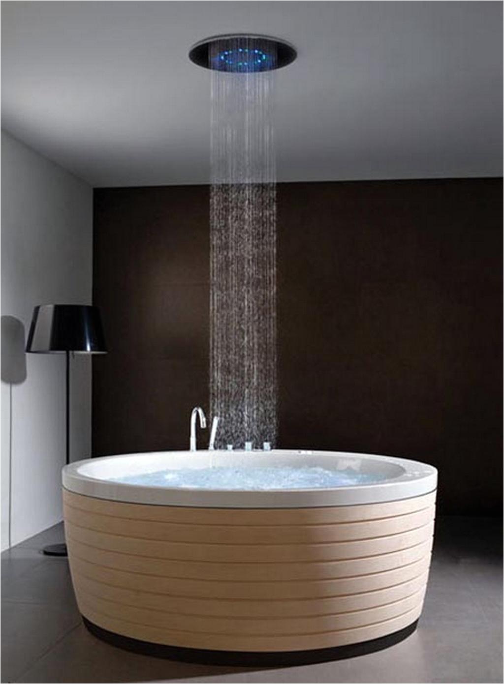 9 round baths bathroom remodeling ideas