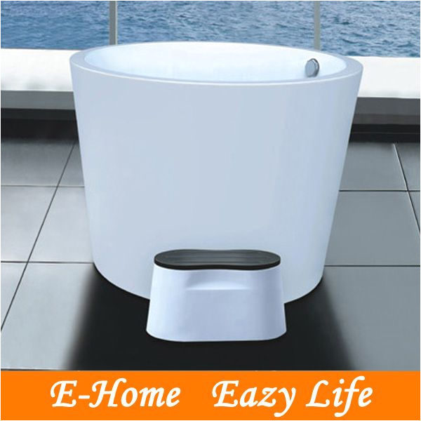 Small Undermount Bathtubs source Very Small Round Deep Bathtubs Freestanding with