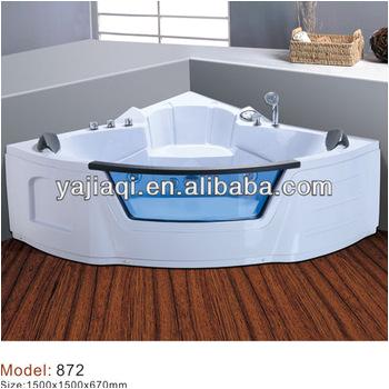 2013 corner small cheap luxurymassage whirlpool