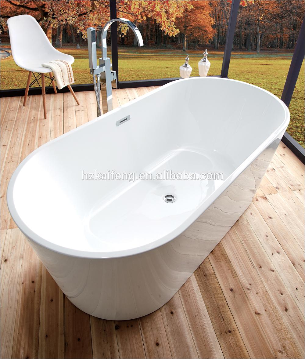 Custom Size Small Free Standing Bathtub