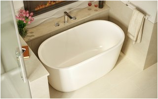 five petite modern freestanding bathtubs 811ce5c8