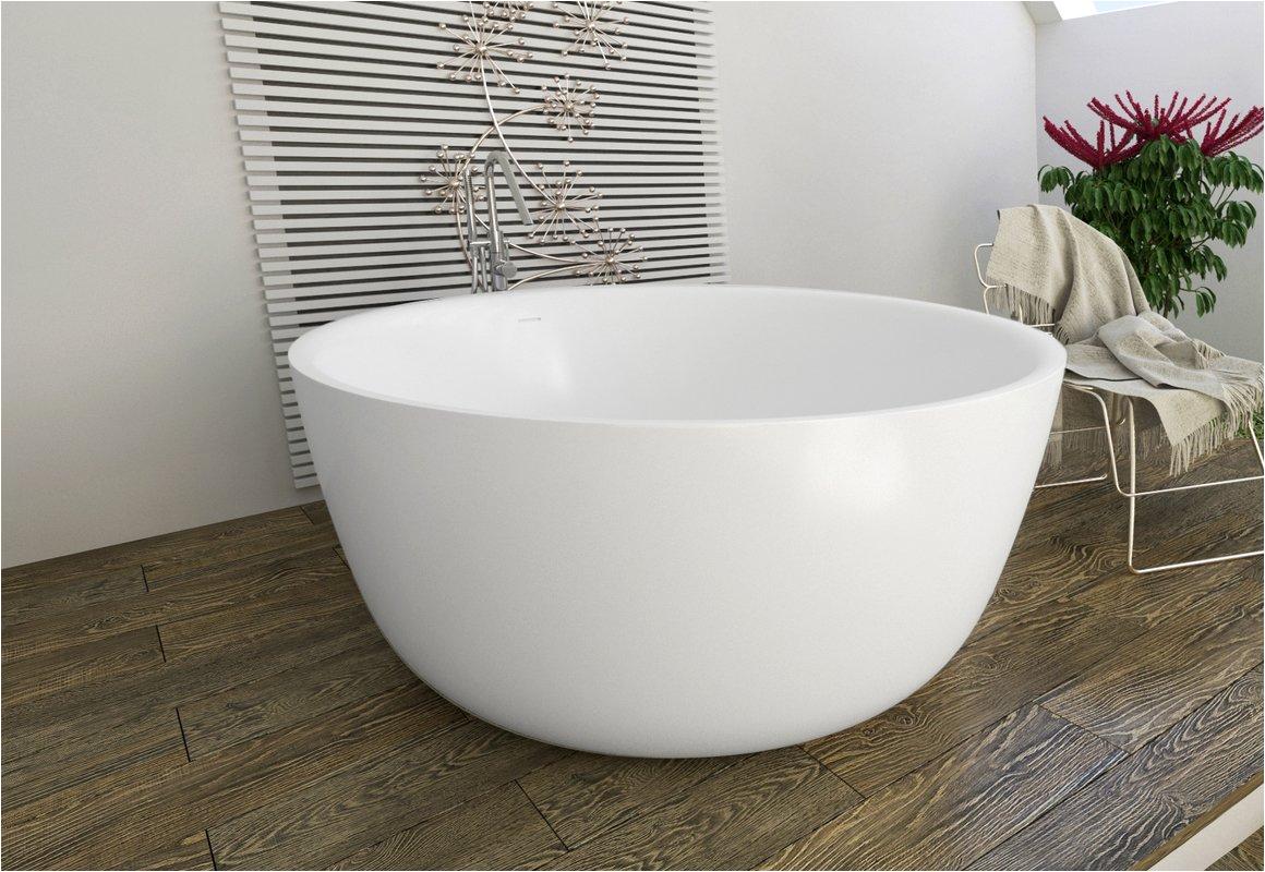 small freestanding bathtubs